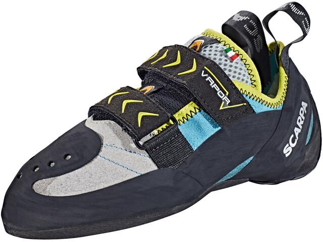 Scarpa Vapor V Climbing Shoes Women turquoise